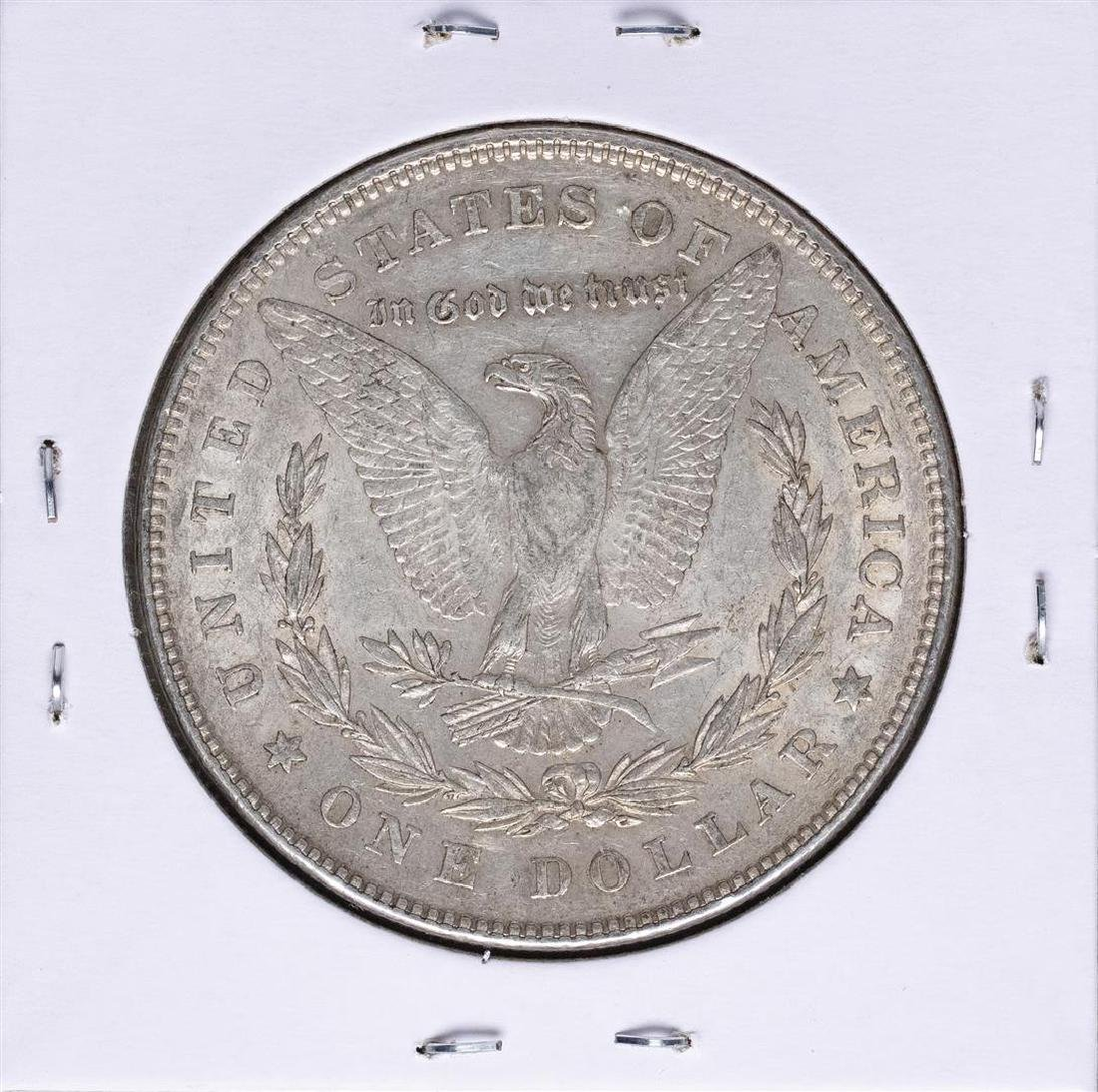 1878 Reverse of 78' $1 Morgan Silver Dollar Coin - 2