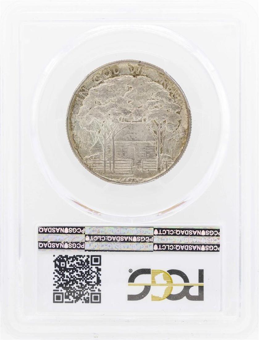 1922 Grant Memorial Commemorative Half Dollar Coin PCGS - 2