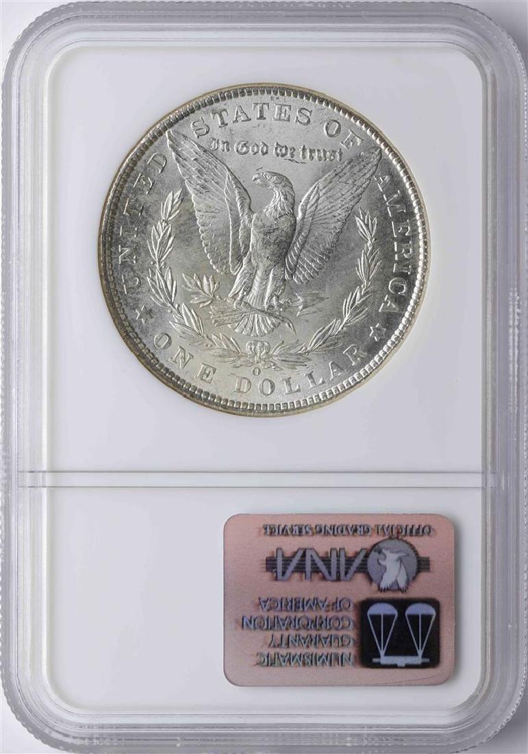 1901-O $1 Morgan Silver Dollar Coin NGC MS64 - 2