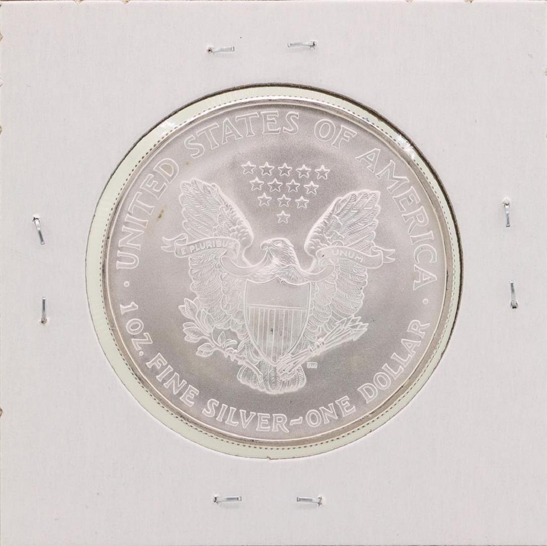 2005 $1 American Silver Eagle Coin - 2