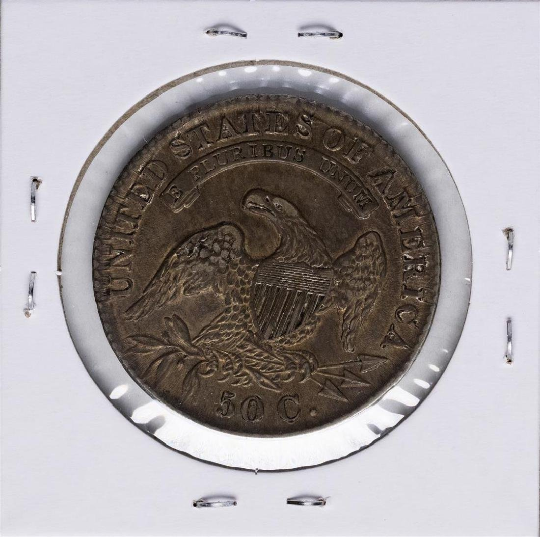 1830 Capped Bust Half Dollar Coin - 2