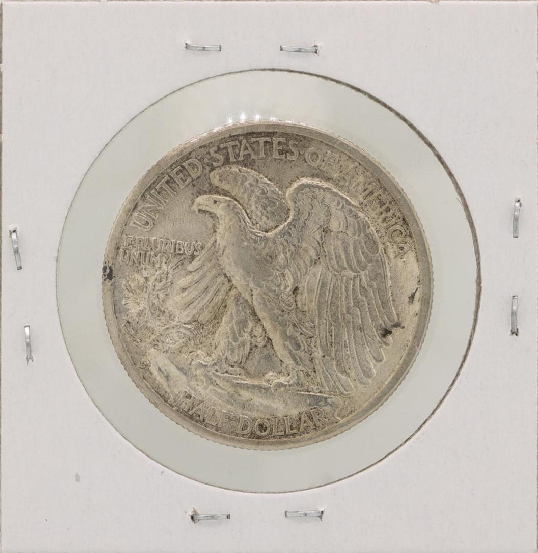 1933-S Walking Liberty Half Dollar Coin - 2