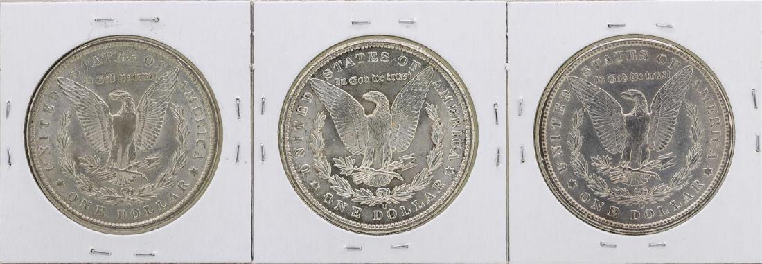 Lot of 1884-O, 1898-O, 1901-O $1 Morgan Silver Dollar - 2