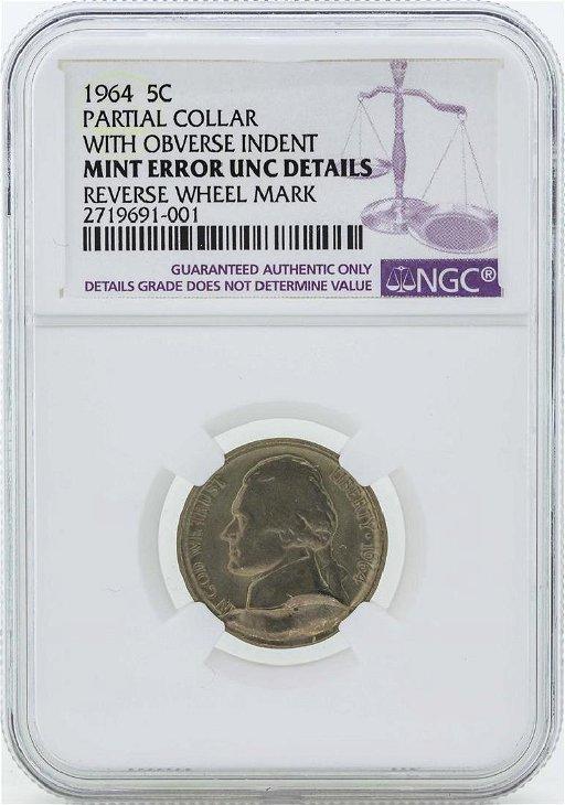 1964 Nickel Value