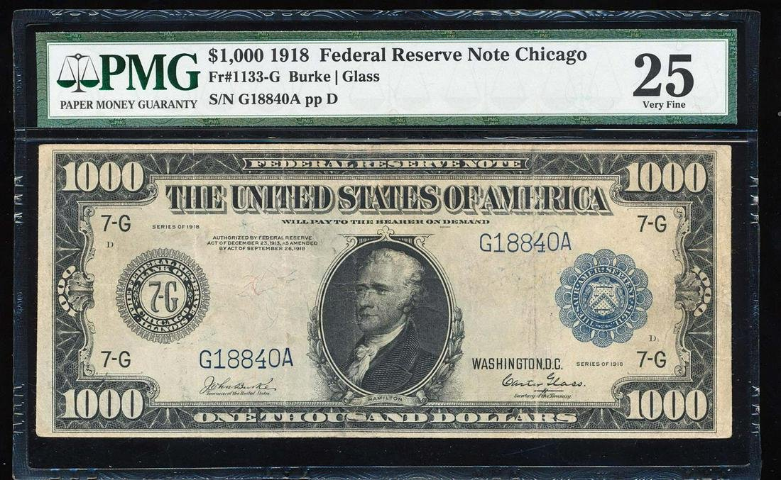 1000 Morgan and Peace Silve Dollars Assorted Conditions United States Dollars