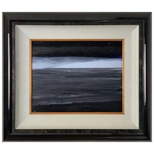 """Wyland """"Star Of The Sea"""" Original Acrylic On Board"""
