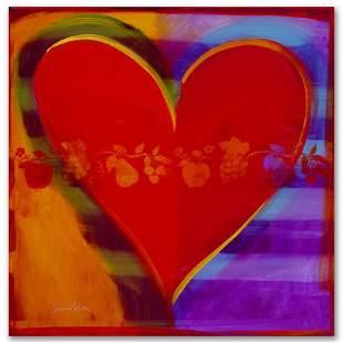 """Simon Bull """"Rainbow Road"""" Limited Edition Giclee"""
