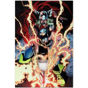 "Marvel Comics ""Thor First Thunder #1"" Limited Edition"