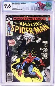 Marvel Comics The Amazing Spider-Man Comic Book #194