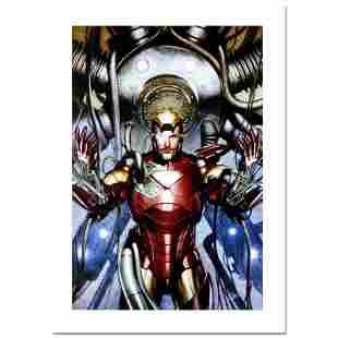 "Stan Lee - Marvel Comics ""Iron Man: Director of"