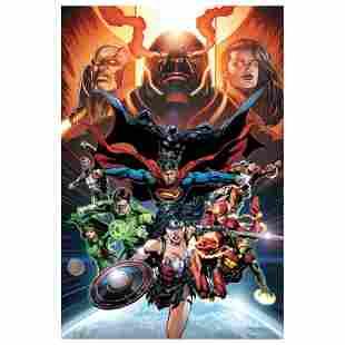 "DC Comics ""Justice League, Darkseid War"" Limited"