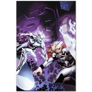 """Marvel Comics """"The Mighty Thor #4"""" Limited Edition"""