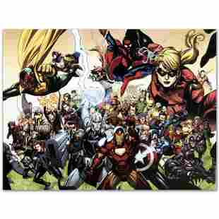 "Marvel Comics ""Secret Invasion #6"" Limited Edition"