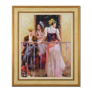 """Pino (1939-2010) """"Family Time"""" Limited Edition Giclee"""