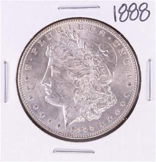 888 $1 Morgan Silver Dollar Coin