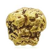 3.86 Gram Gold Nugget