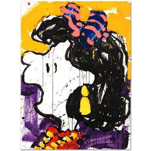 """Tom Everhart """"Glam Slam"""" Limited Edition Lithograph"""