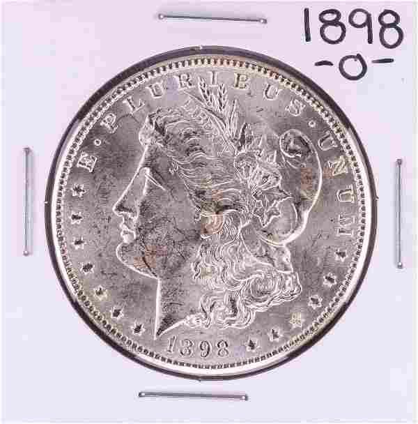 898-O $1 Morgan Silver Dollar Coin