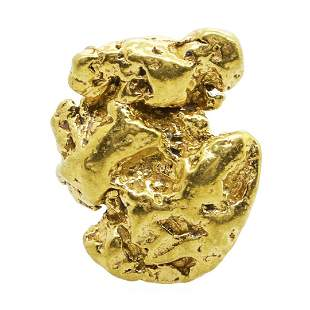 4.88 Gram Gold Nugget