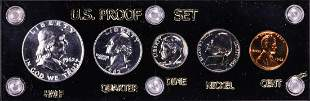 62 (5) Coin Proof Set