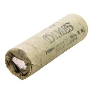 Original Bank Roll of (50) Brilliant Uncirculated 1963
