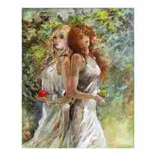 "Lena Sotskova ""Tree Of Life"" Limited Edition Giclee on"