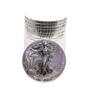 Roll of (20) Brilliant Uncirculated 2013 $1 American