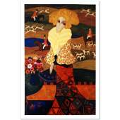 """Sergey Smirnov """"Tapestry Of The Hunt"""" Limited Edition"""