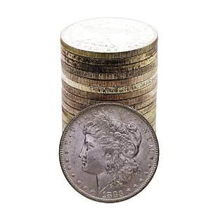 Roll of (20) Brilliant Uncirculated 1883-O $1 Morgan