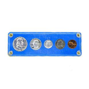 954 (5) Coin Proof Set