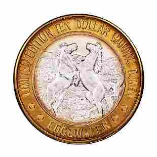 .999 Silver Edgewater Hotel & Casino Laughlin, NV $10