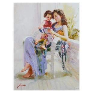 """Pino (1939-2010) """"Book Of Poems"""" Limited Edition Giclee"""