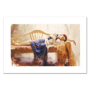 """Pino (1939-2010) """"At Rest"""" Limited Edition Giclee on"""