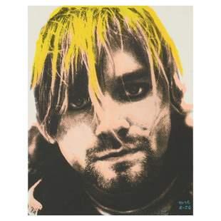 """Ringo"" Daniel Funes ""Kurt's Music Notes (Cobain)"""