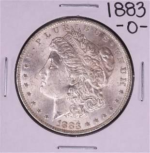 883-O $1 Morgan Silver Dollar Coin