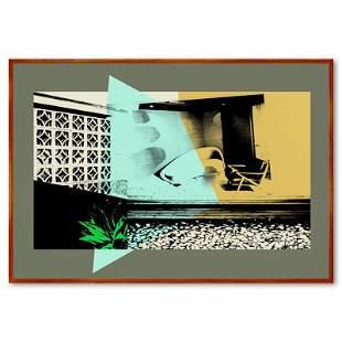 """Claudio Santini """"Domestic Landscape"""" Limited Edition"""