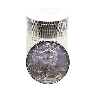 Roll of (20) Brilliant Uncirculated 2010 $1 American