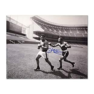 """Ken Norton and Ali Yankee Stadium"" Boxing Photo"