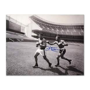 """Ken Norton and Ali Yankee Stadium"" Photograph"