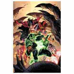 "DC Comics ""Green Lanterns #15"" Limited Edition Giclee"