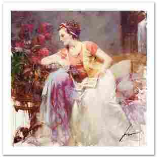 """Pino (1939-2010) """"Serendipity"""" Limited Edition Giclee"""