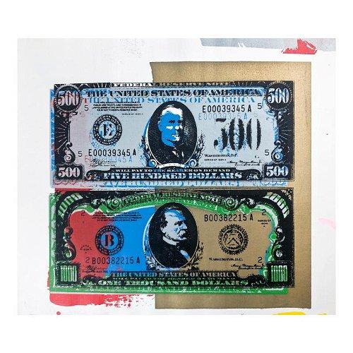 Andy Warhol Canvas