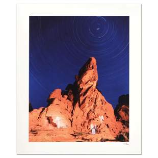 """Robert Sheer """"Four Angels"""" Limited Edition Photo on"""