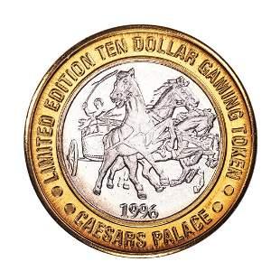 .999 Silver Caesars Palace Las Vegas, Nevada $40 Casino