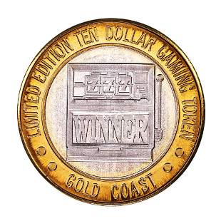 .999 Fine Silver Gold Coast Las Vegas, Nevada $10
