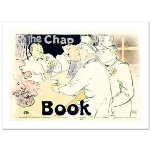 """Henri De Toulouse-Lautrec (1864-1901) """"The Chap Book"""""""