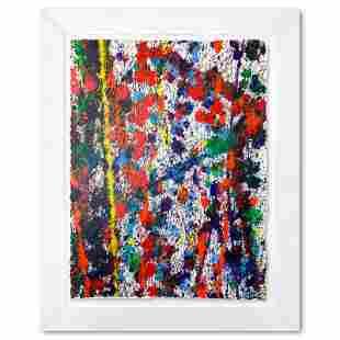 "Wyland ""Coral Reef 20"" Original Watercolor on Paper"