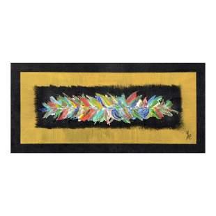 "Marlowe ""Flamenco"" Original Acrylic on Canvas"