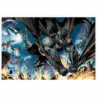 """DC Comics """"Justice League (New 52) #1"""" Limited Edition"""