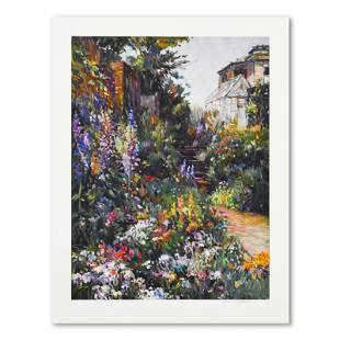 "Henri Plisson ""The Greenhouse"" Limited Edition"